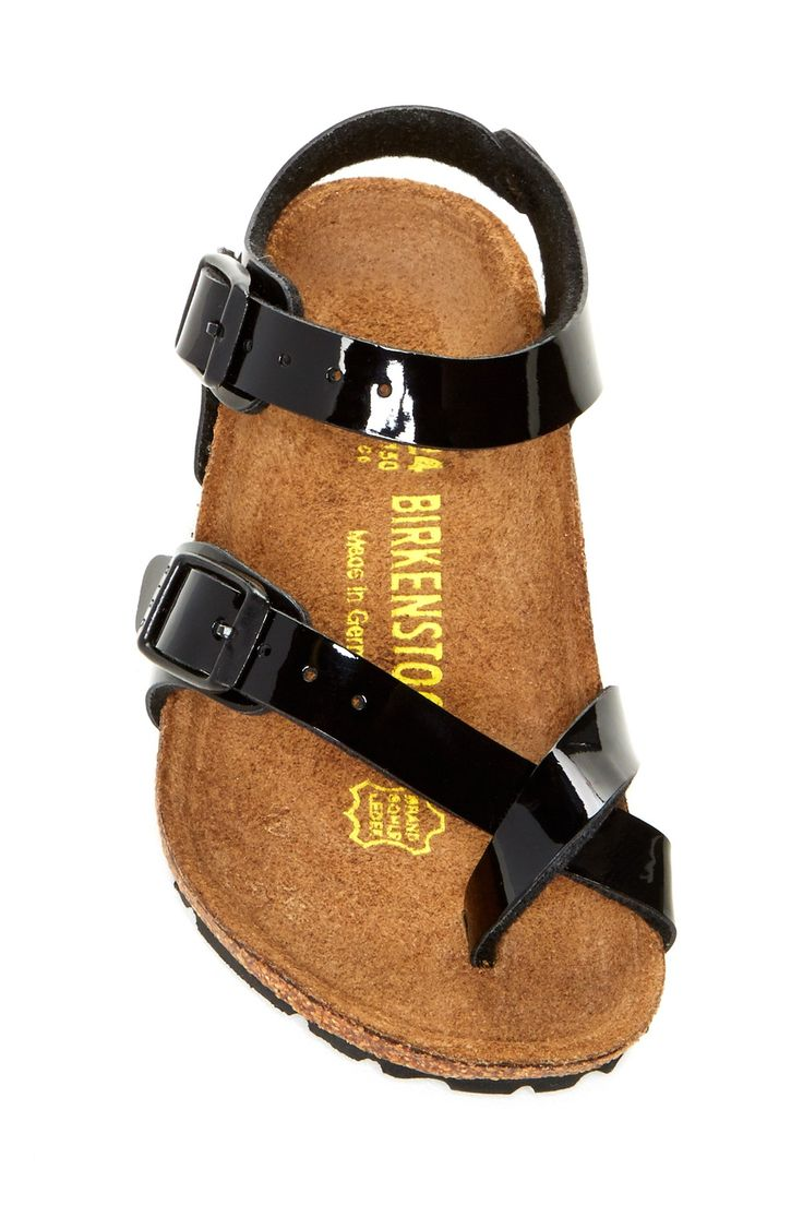 Birkenstock Taormina Sandal (Toddler & Little Kid) by Birkenstock on @HauteLook