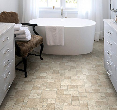 Nice YOUR NEW FLOOR QUALITY NON SLIP CUSHIONED VINYL / LINO FLOORING NATURAL  FLAGSTONE (2M X