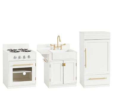 Chelsea Fridge Oven Amp Sink Simply White Ups How To