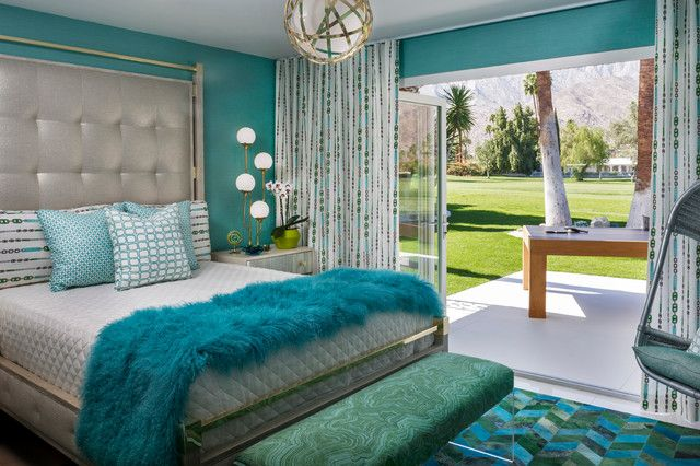 16 Phenomenal Mid Century Modern Bedroom Designs For Your Home