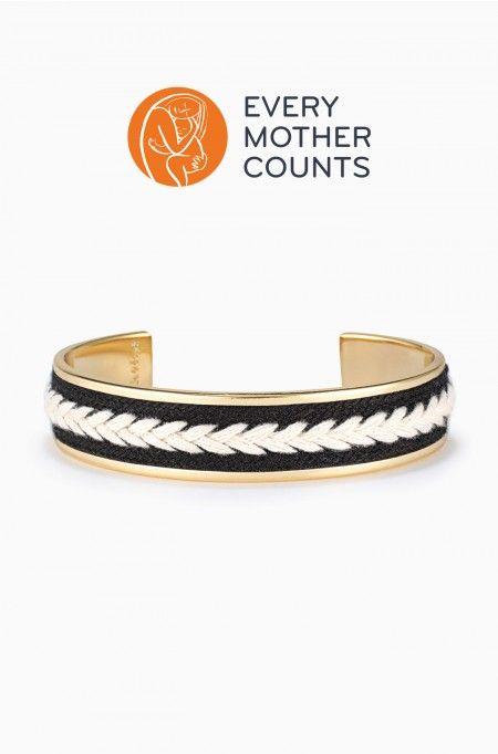 Every Mother Counts Bracelet - Illuminate Cuff | Stella & Dot // accessories //