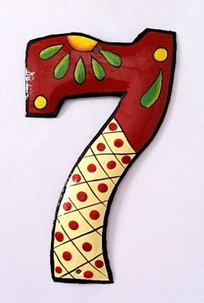 The Gecko Shack - House Number Red