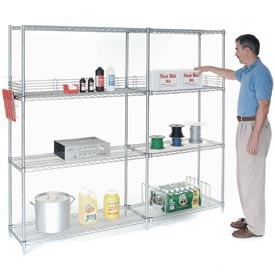 The 25 Best Wire Rack Shelving Ideas On Pinterest