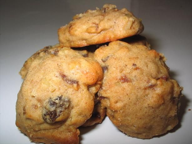 Mincemeat hermit cookies- I had mincemeat for the first time on New Years and now I am obsessed!