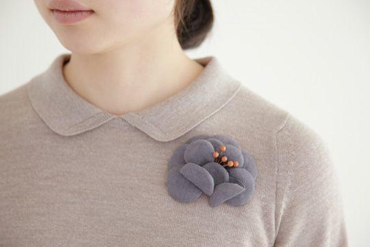 camellia コサージュ | minä perhonen