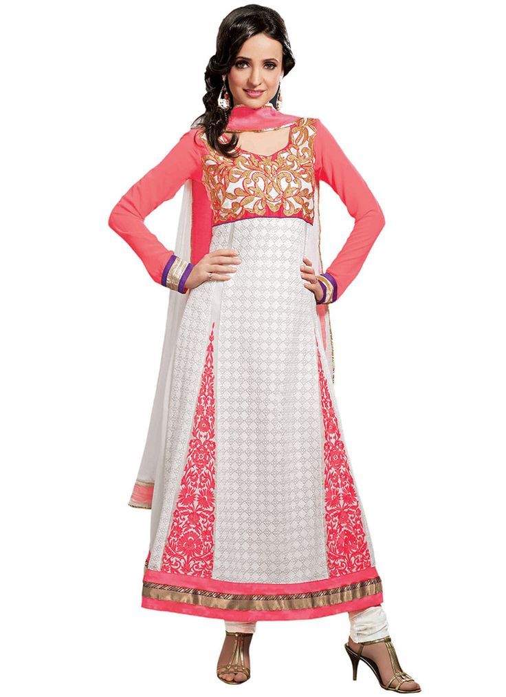 $100 Charming Sanaya Irani Anarkali Suit
