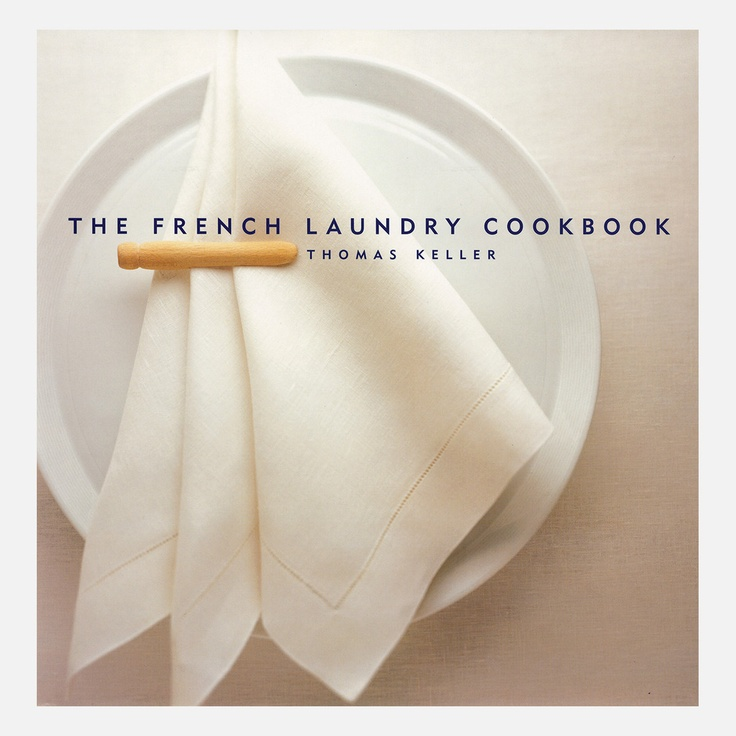 Once my kitchen is complete, I will be cooking regularly and needing to brush up my repertoire of recipes...voila, The French Laundry Cookbook.