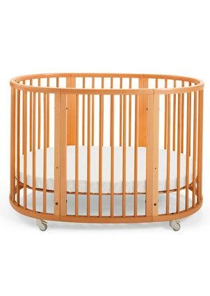 The best cribs - Stokki Sleepi - #BabyCenter #pinittowinit #gear