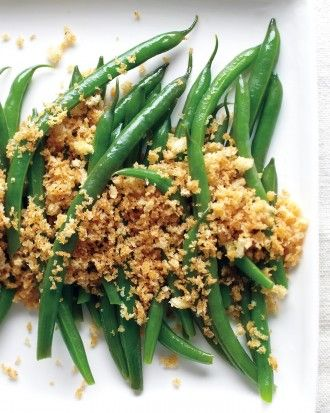"""See the """"Green Beans with Spiced Breadcrumbs"""" in our  gallery"""