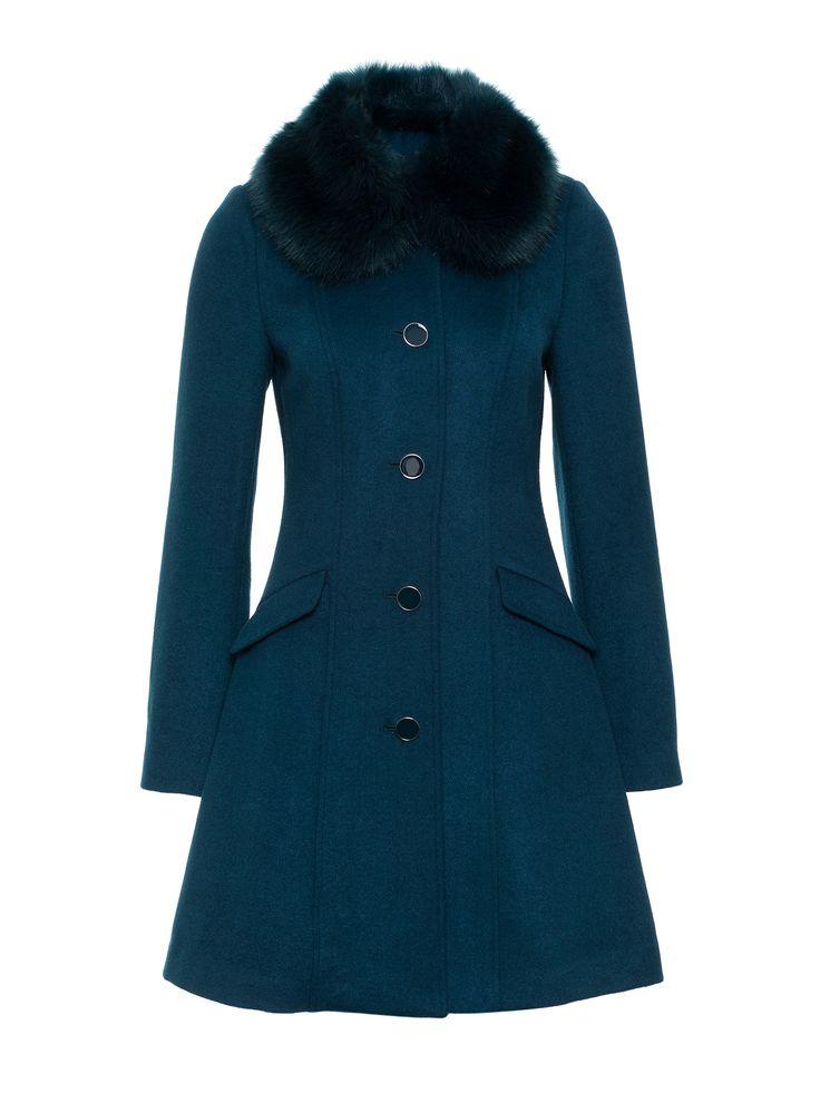 Marian Coat   Peacock   Coat