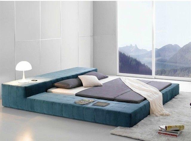 Die besten 25+ Asian bed frames Ideen auf Pinterest japanische - luxurioses bett design hastens guten schlaf