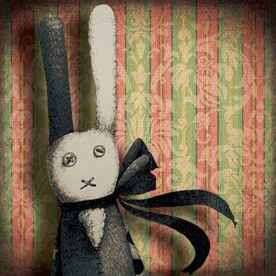 Rabbit & Wall