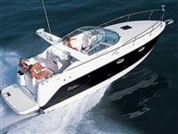 Rinker 270 Fiesta Vee- Yacht charter Marbella, alquiler yates Marbella, boat hire Marbella