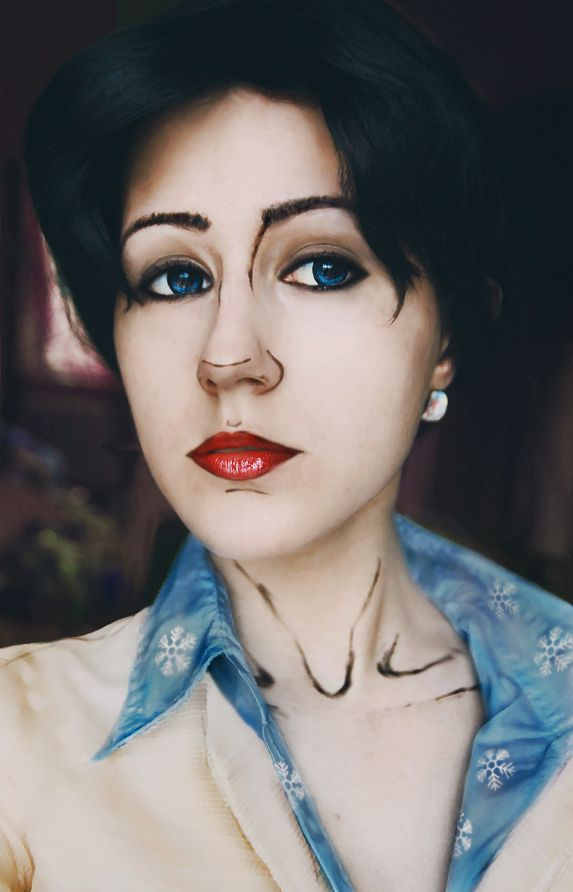 The Wolf Among Us: Snow Cosplay | Cosplay | Pinterest ...