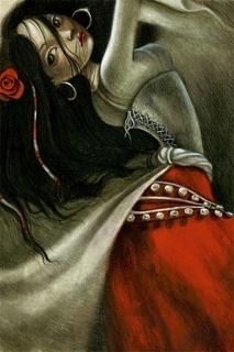 Esmeralda by Benjamin Lacombe