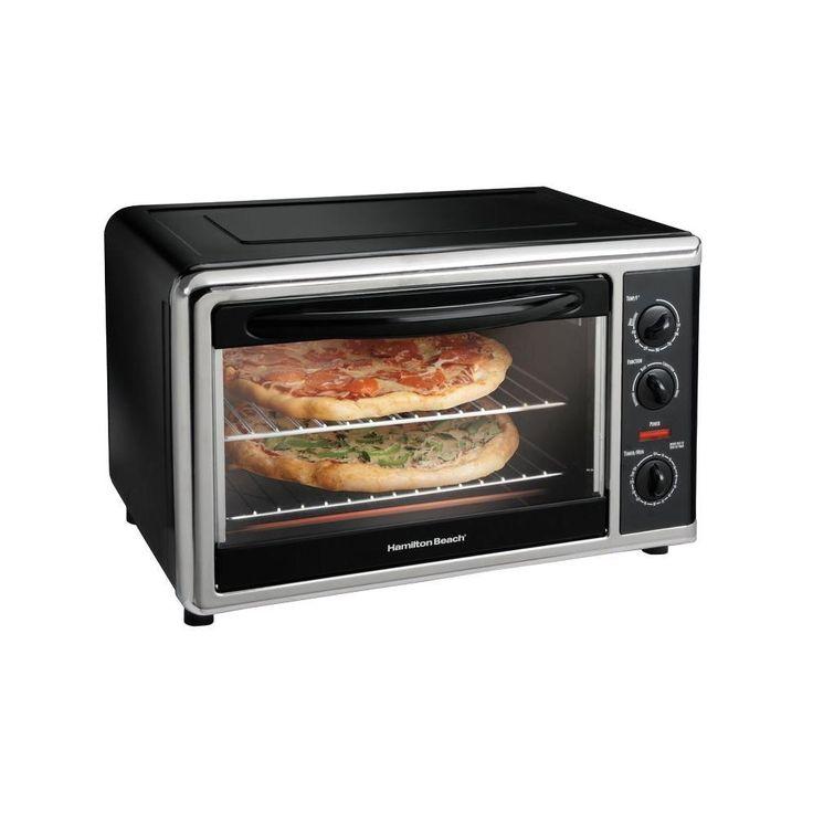 Countertop Oven Range : hamilton beach countertop oven countertop oven toaster ovens hamilton ...