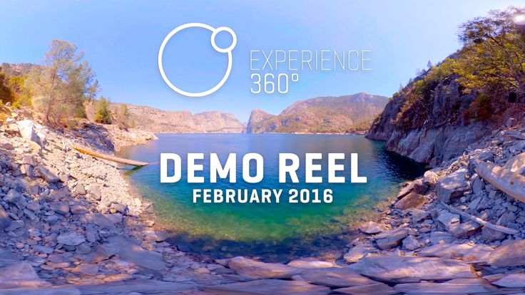 Experience 360° | 2016 'Experience' Reel