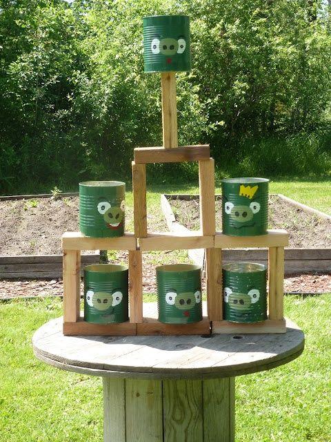 Fiestas Infantiles Decoracion: Decoración de Fiestas Infantiles de Angry Birds