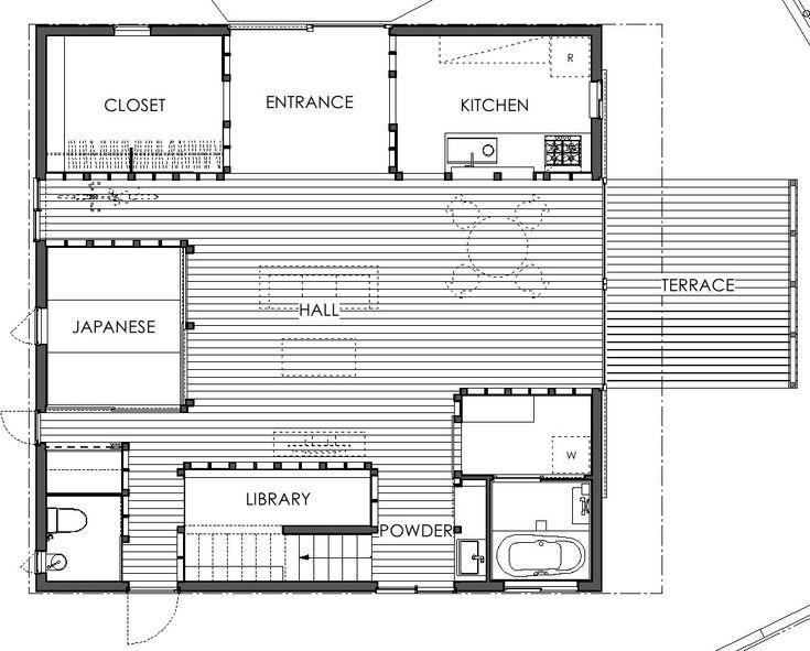 Japanese Home Layout Japanese House Layout Plan  House Interior