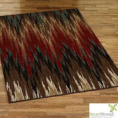 Big Horn Mesquite Rectangle Rug Multi Earth