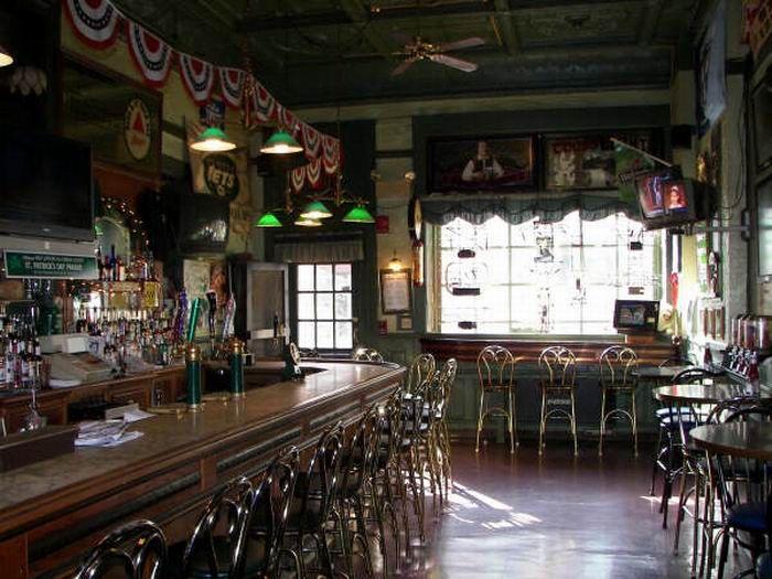 Molly Maguires Pub At The Hotel Switzerland Jim Thorpe Pennsylvania