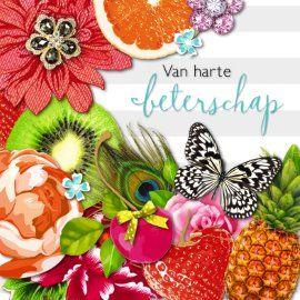 Van harte beterschap! #mellimelo #beterschap #vrolijk #hallmark #hallmarknl