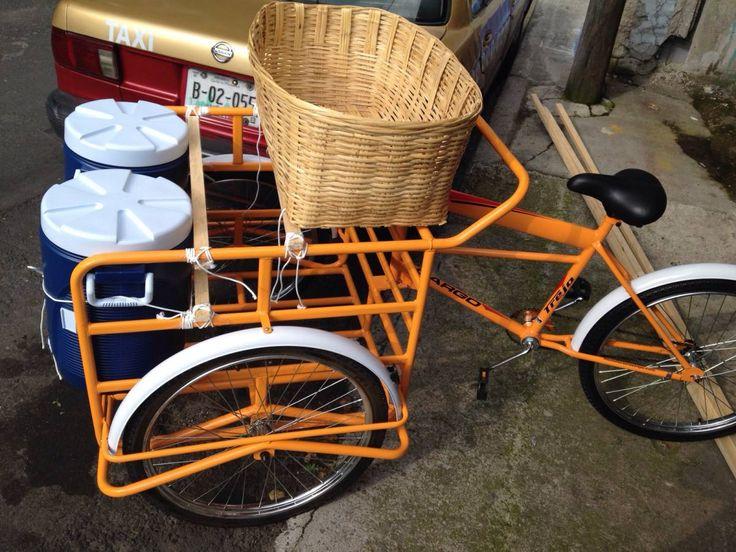 Triciclo De Carga - $ 5,000.00 en MercadoLibre