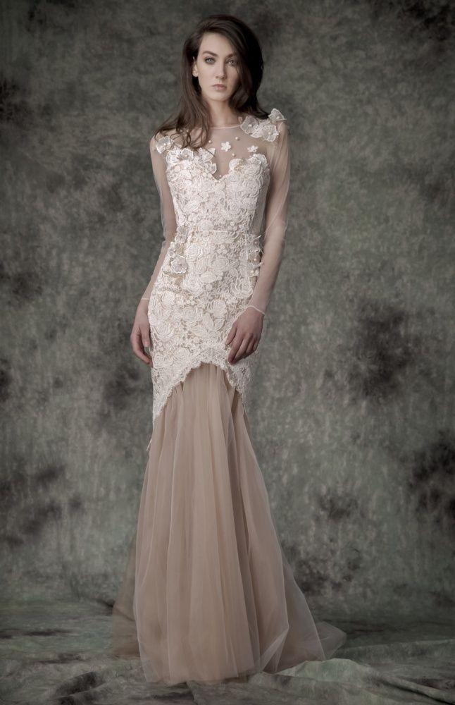 Camelia Wedding Gown – Simona Semen – Rochie de mireasa Camelia