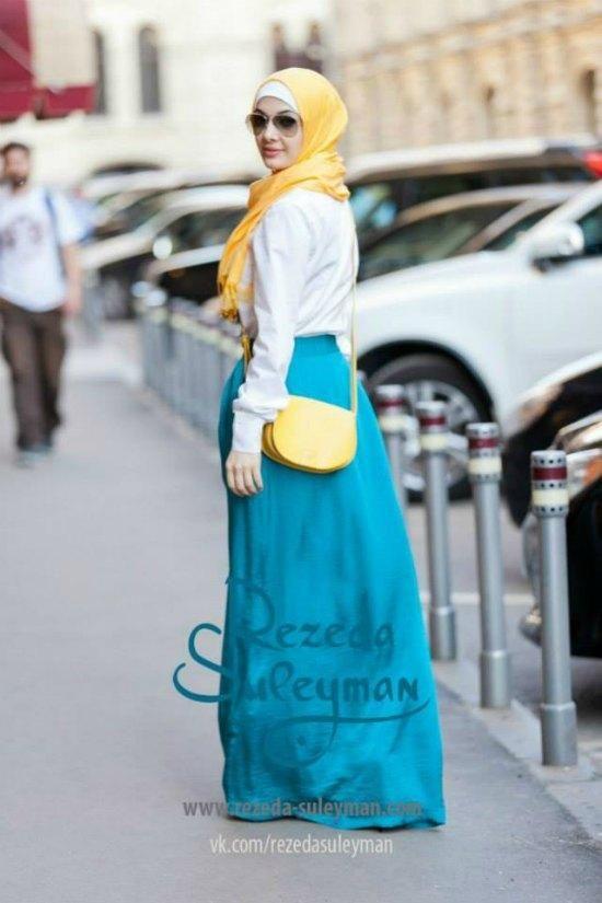 Rezeda suleyman hijab 4 s