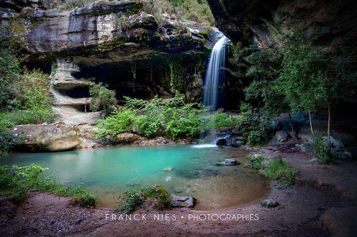 cascade sur le Baumicou – Ardèche – Markus Lights