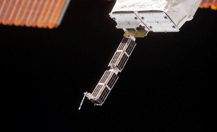 Planet Labs launching world's largest satellite fleet - 3/6/14 - Flocks of tiny satellites are being released throughout 2014 by Californian space-information company Planet Labs in collaboration with the International Space Station and other space organisations in Russia and the US.