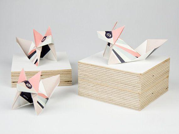 mooie origami dieren vouwen   http://www.woonschrift.nl/mooie-origami-dieren-vouwen/