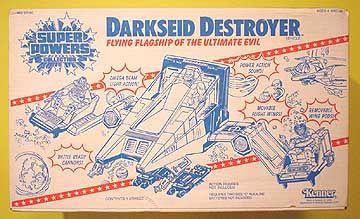 Super Powers Darkseid's Destroyer