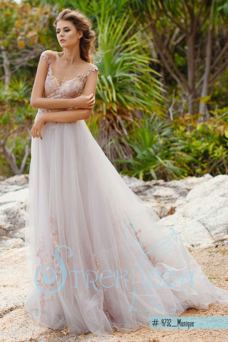 Свадебное платье Моник фото и цены