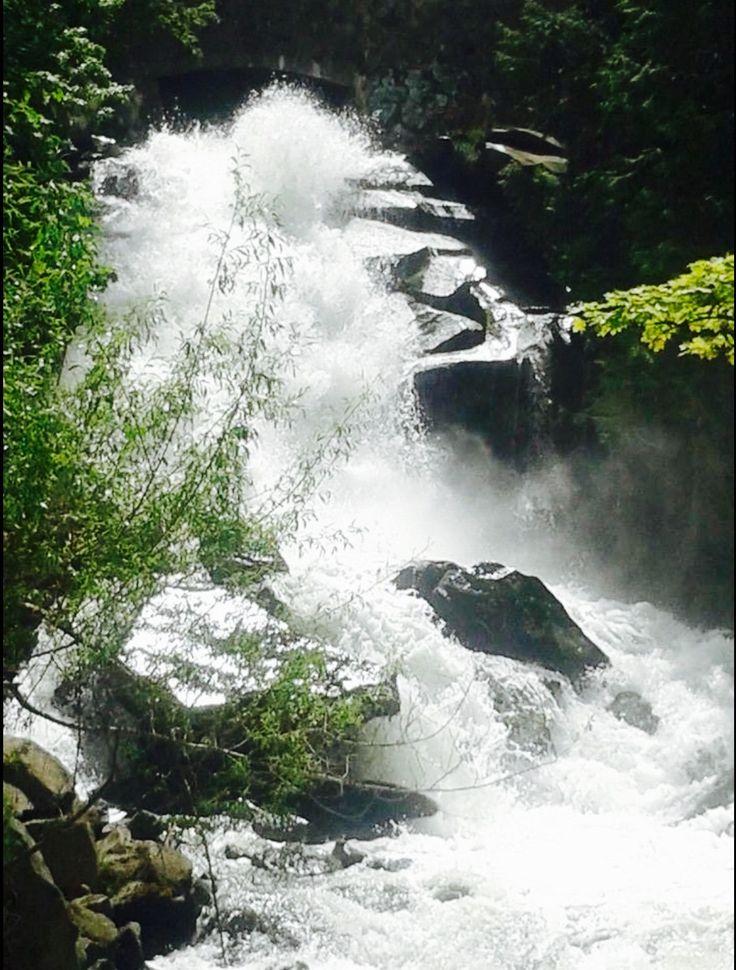 Cottonwood Falls, Nelson BC, Canada
