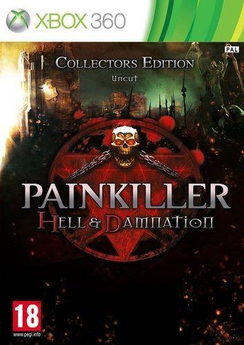 Painkiller Hell & Damnation to dynamiczna strzelanka, będąca odświeżoną wersją pierwszej części serii, w której liczy się jedynie refleks gracza. Projekt powstał w gliwickim studiu The Farm 51, znanym z serii NecroVision. Zespół ten założony został przez ludzi, którzy brali udział w produkcji pierwszego Painkillera.