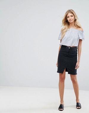 Skirts   Maxi skirts, mini skirts, denim skirts, pencil skirts   ASOS