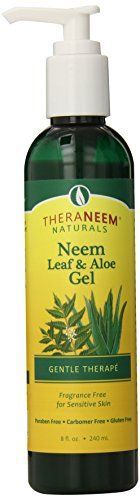 Organix South TheraNeem Neem Leaf and Aloe Gel  8 fl oz -- Details can be found by clicking on the image.