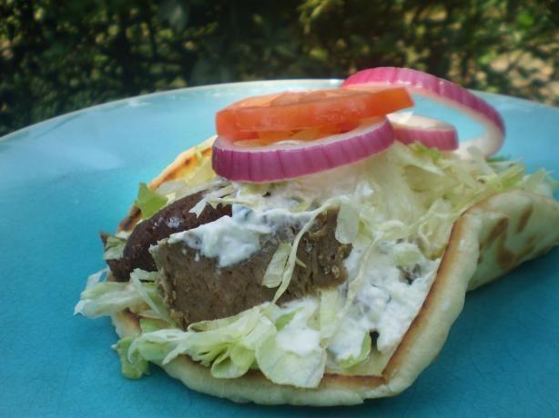Gyro | Food.com leave off the lettuce
