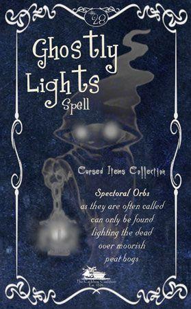Ghostly Light Label dk