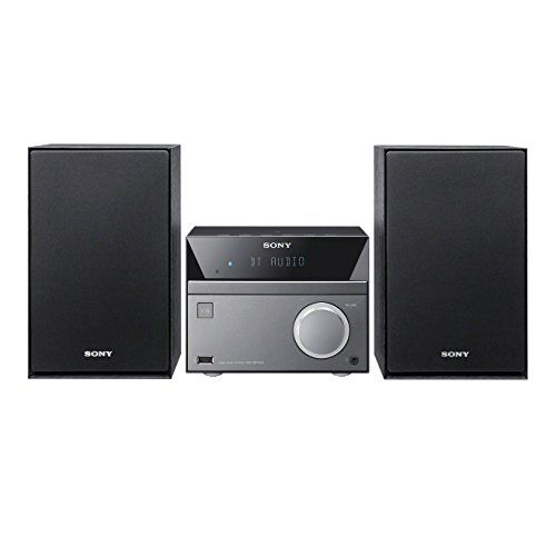 Sony CMT-SBT40D 50W Bluetooth Hi-Fi System with CD and FM Radio - Black/Grey No description (Barcode EAN = 9154403603601). http://www.comparestoreprices.co.uk/december-2016-6/sony-cmt-sbt40d-50w-bluetooth-hi-fi-system-with-cd-and-fm-radio--black-grey.asp