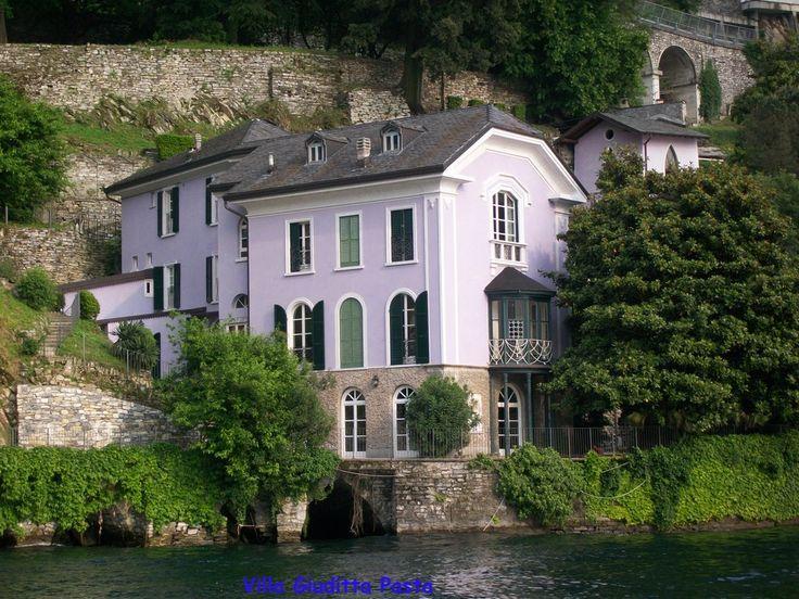 Villa Pasta   Blevio #lakecomoville
