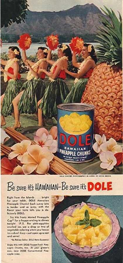 Image detail for -Vintage Food Advertisements of the 1950s (Page 21)