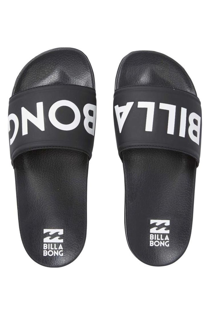These rubber sandals featuring the Billabong logo along the front are perfect for going from the pool to the beach, to the boardwalk to lunch! Comfortable and sturdy, they will keep your feet happy all day long!   Everywhere Sandal by Billabong. Shoes - Sandals - Flip Flops Oregon
