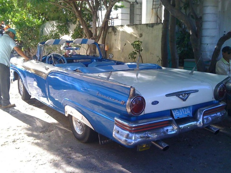 Best Autos Cuba Images On Pinterest Cuba Cars Vintage Cars - Cool cars preston highway