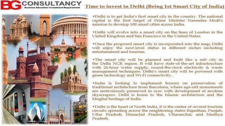 #Invest in New Delhi (The capital of #India) Know more @ https://www.bgconsultancy.eu/ https://bgconsultancy.wordpress.com/
