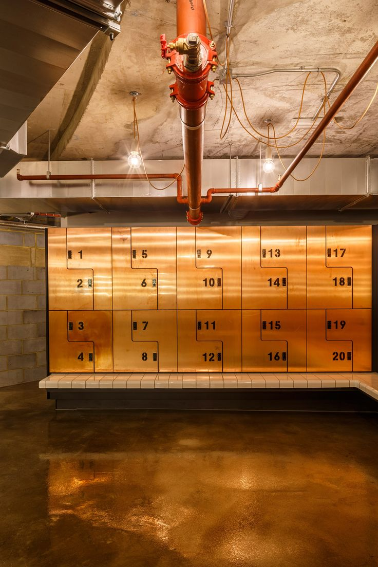 1Rebel gym by Studio C102