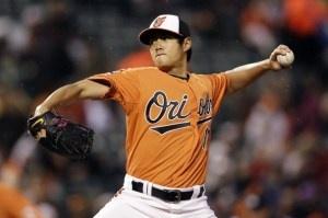 Wei-Yin Chen, Baltimore Orioles