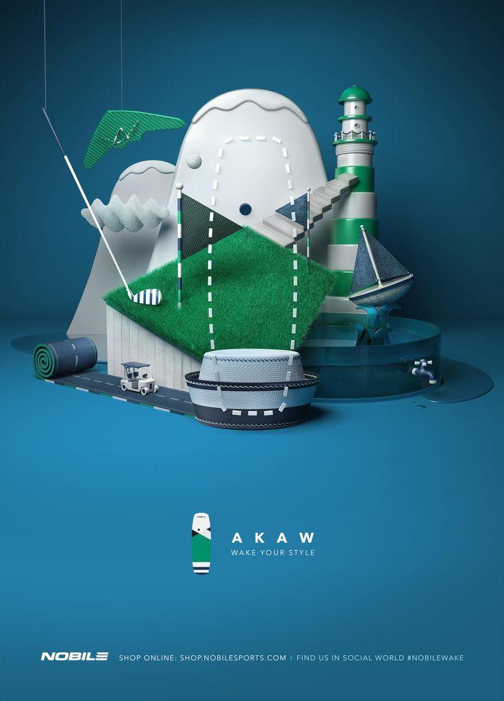 Advertisement by Saatchi & Saatchi, Poland