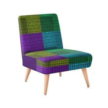 Occasion Chair - Multi Colour Print. Discover @Treniq- www.treniq.com